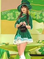 Antonia Gets Horny For The Irish