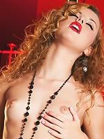 Jessie Rogers in Crimson Implement