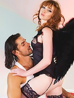 Marie McCray & Niko in Dark Angel