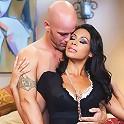 Cassandra Cruz & Derrick Pierce in Hideaway