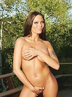 Anna Nova - Naked Oudoors