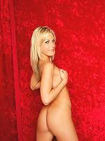 Courtney Simpson - Red Set
