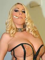 Britney Madison - Smoking Hot Smoking