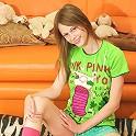 Petite teen pinkhole