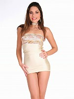 Ivory goddess
