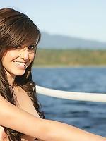 Naked On Boat
