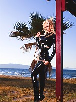 Erotic Beach Starlet