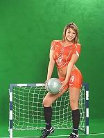 Caroline Cage for Netherlands