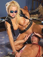 EuroBabez.com (Pics) - Melissa - Nasty Melissa rubs sloppy pussy while riding fat dick