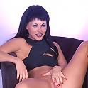 Sexy-Babes.tv (Pics) - Jezebelle Bond - Wild Jezebelle Bond fucks her pierced pussy with dildo