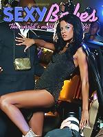 Sexy-Babes.tv (Pics) - Jenna Haze - Crazy Jenna Haze slides huge toy up her tight pussy