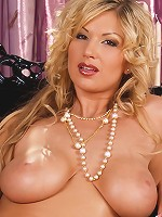 Carol goldnerova naked in pearls
